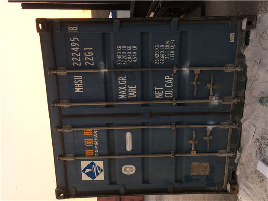 Chiny Second Hand 20 Foot Sea Container, Empty Shipping Containers dostawca