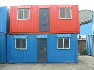 Chiny 20 stóp Neptuna Tiny Storage Container Houses / Sea Containers House dostawca