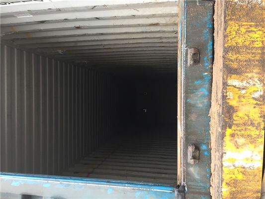 Chiny Metal Dry Used 40ft Container Container z międzynarodowymi normami dystrybutor