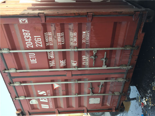 Chiny International Standard Used Sea Land Containers / Dry Cargo Container fabryka