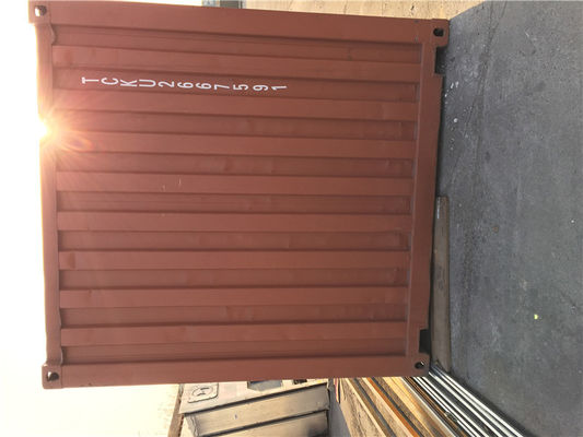 Chiny Dry Used 20ft Shipping Containers 7-8 Into A New 20 stóp Cargo Container fabryka
