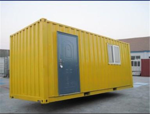 Chiny Używane pojemniki magazynowe Living In A Ship Container Luxury Modular Homes Transformed dystrybutor