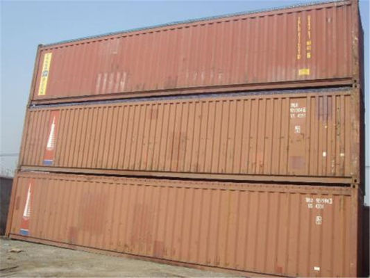 Chiny 40ft Open Top Container Second-Hand / 45 Ft Open Top Container dystrybutor
