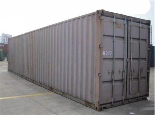 Chiny Second Hand Steel 45 Foot High Cube Container Multi Door dystrybutor